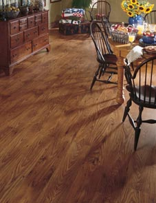 Hardwood Floors in The Woodlands